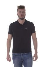 Polo Emporio Armani EA7 Polo Shirt % Uomo Nero 3YPF93PJ20Z-1200