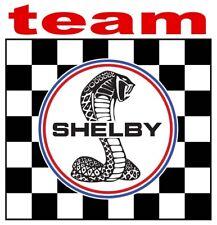 TEAM SHELBY Sticker