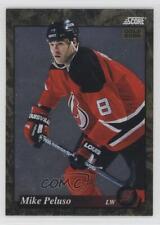1993-94 Score American Gold Rush #551 Mike Peluso New Jersey Devils Hockey Card