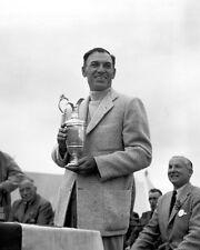 1953 American Golfer BEN HOGAN Glossy 8x10 Photo British Open Winner Print Golf