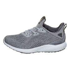 Adidas KIDS Alphabounce EM C Shoes Gray sz US 13 OR 2