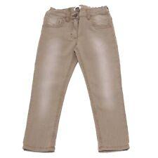 5708V pantalone bimbo DOLCE & GABBANA WITHOUT LABEL tortora brown jeans boy