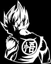 9d063f08b23 Dragon Ball Z (DBZ) - Goku Super Saiyan Anime Decal Sticker for Car/