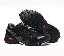 100% Authentic Salomon Speedcross 3 Mens Running Shoes