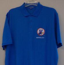 NHL Hockey Kansas City Scouts Mens Polo Shirt XS-6XL, LT-4XLT Rockies Devils New