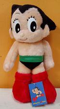 "11"" Astroboy Atom Plush Original Tezuka Mint"