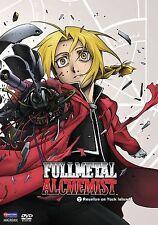 Fullmetal Alchemist, Volume 7: Reunion on Yock Island (Episodes 25-28) DVD, Coll
