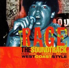 Rage -The Soundtrack-2003-Original Movie Soundtrack CD