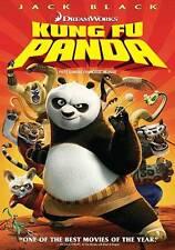 Kung Fu Panda (DVD, 2008, Widescreen) Acceptable