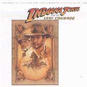 Indiana Jones / Last Crusade - John Williams soundtrack score CD Warner Bros ed.