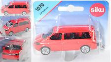 Siku Super 1070 VW T5 facelift Multivan 2.0 TDI (Typ 7H) ca. 1:61