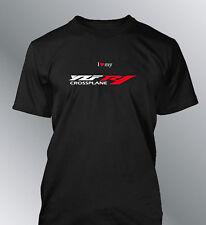 Tee shirt personnalise YZF R1 Crossplane S M L XL XXL homme moto