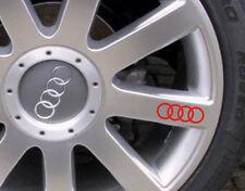 Audi Wheel Sticker Decal Kit Door Handle Mirror A4 A6 A8 RS4 Quattro Springs TT