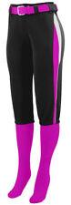 Augusta Sportswear Women's Elastic Waistband Brass Zipper Fly Comet Pant. 1340