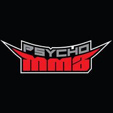 PSYCHO MMA T-Shirt Martial Arts Gym Training Top