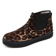 C2212 tronchetto donna UNISA CUSCO scarpa maculato shoe boot woman