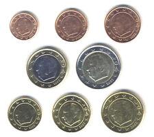 Belgium 2003 - Set of 8 Euro Coins (UNC) **RARE**