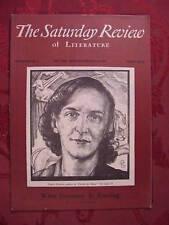 Saturday Review February 23 1946 GLADYS SCHMITT H R BAUKHAGE