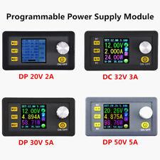 DP20V2A/30V5A/50V5A DC36V/32V 3A Step down Programmable Power Supply Module CT