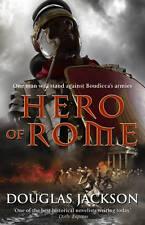 Hero of Rome by Douglas Jackson (Paperback, 2011)