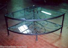 CONSOLLE Mobile Angoliera FERRO BATTUTO . Personalizzata . 301