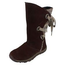 Girls Merrell Long Boots Jungle Moc Lace