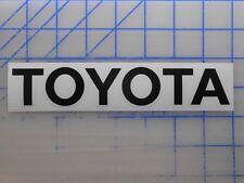 "Toyota Sticker Decal 5.5""7.5"" 11"" Tundra Tacoma TRD Off Road Lift Shocks Lights"