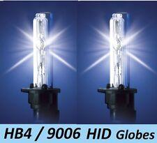 1 pr 9006 HB4 HID Globes Bulbs 12V 24V 35W 55W 70W 6000K Landcruiser 100 Lo Beam