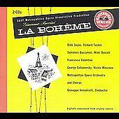 Puccini: La Boheme-1947 Metropolitan Opera -2 CD Set Booklet