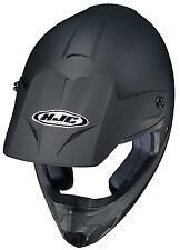 HJC CS-MX2 Motocross Helmet Matte Black XS S M L XL 2XL 3XL ATV CS-MX CSMX II 2