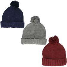 Damen RJM marineblau/rot/grau Hut mit Pailletten und Bommel - gl430