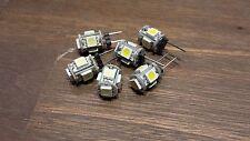 G4 Sockel Stift LED 1 Watt mit 5 SMD 12V Lampe Leuchtmittel Birne Halogen Leds