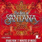 The Best of Santana (CD, 1998) 16 Hits/BMW/Jingo/Oye Como Va/Evil Ways/Samba...