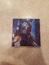 Star Wars Characters 4x4 Ceramic Coasters Handmade
