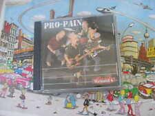 CD Metal Pro-Pain Round 6 RAW HEAD INC