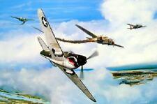 "Marc Stewart S/N Ltd Ed Print ""The Day I Owned the Sky"""