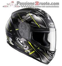 Helmet Hjc Cs15 Songtan black yellow casque integral helm XS S
