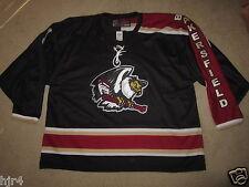 Bakersfield California Condors #1 Foss ECHL Minor League Hockey Jersey XL