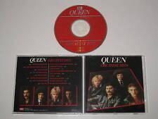 QUEEN/GREATEST HITS (EMI 7 46033 2) JAPAN CD ALBUM