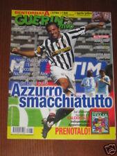 GUERIN SPORTIVO 2003/35 COVER DEL PIERO FILM CAMPIONATO
