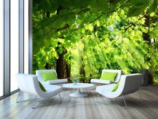3D Epais Forêt 027 Photo Papier Peint en Autocollant Murale Plafond Chambre Art