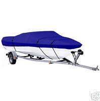 Campion Allante 595ob BR Bowrider Trailerable Boat Cover Blue