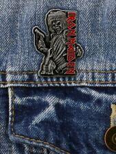 Iron Maiden Killers Enamel Pin Badge