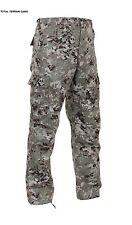 Total Terrain Camo Cargo Pants BDU Military City Paintball Army USMC Police SWAT
