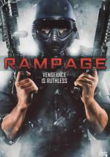 Rampage DVD Region 1 BRAND NEW