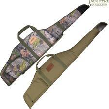 JACK PYKE RIFLE & SIGHT SLIP 125cm PADDED RIFLE GUN BAG CASE SHOOTING HUNTING