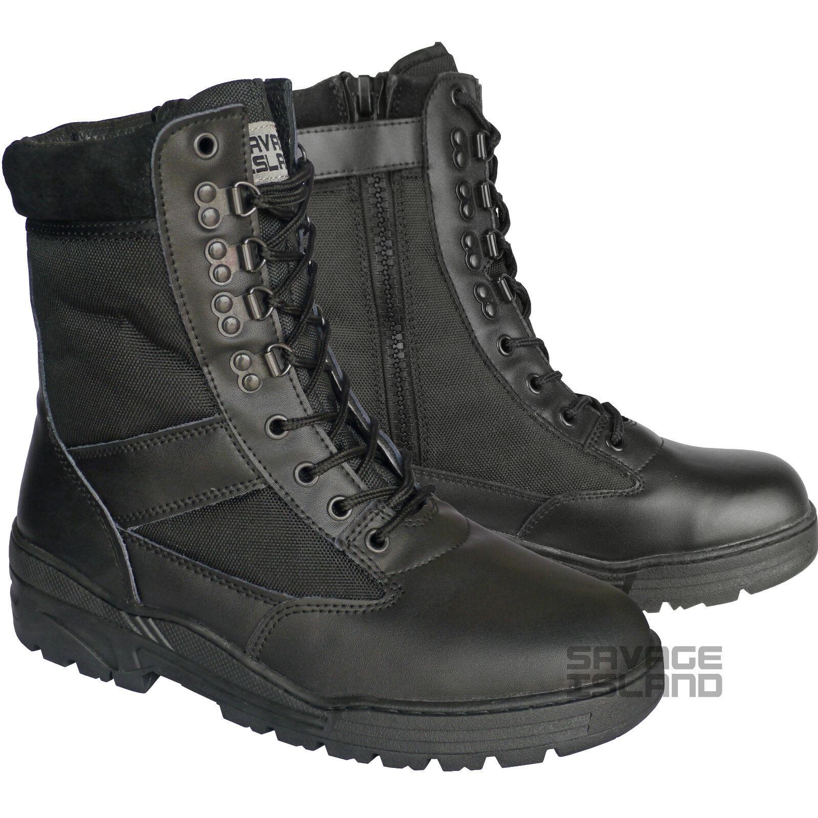 Comprar Army Botas Combat Botas Army in Hombre Botas 68e21f ... 189c045abfa5