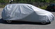 Bache housse de protection pour voiture 2 volumes doublée avec sangle aerateurs