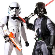 Súper De Lujo Star Wars Villano CHICOS CHILDS Disfraz Elaborado Vestido carácter niños BN