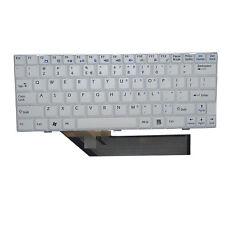 White Keyboard for MSI Wind U100 U120 U110 Netbook / Subnotebook Replacement
